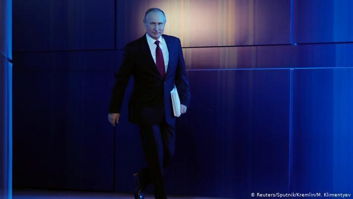 Назван преемник Путина