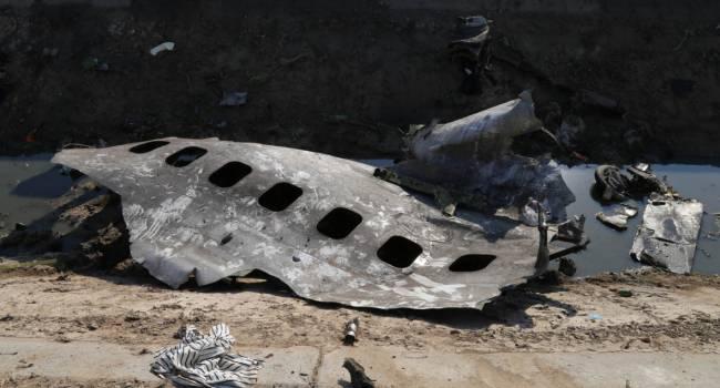 «Не выполнили обещаний»: Иран отказался передать черные ящики сбитого украинского самолета в Украину