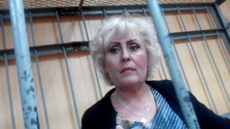 Неля Штепа получила компенсацию от Украины