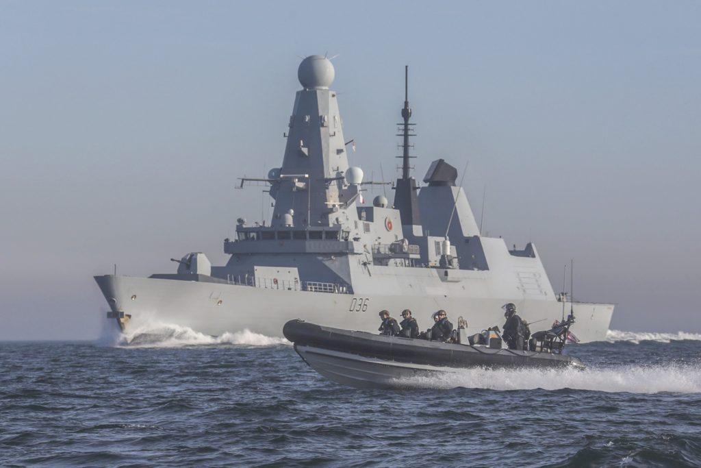 После убийства Сулеймани Британия усиливается в Персидском заливе