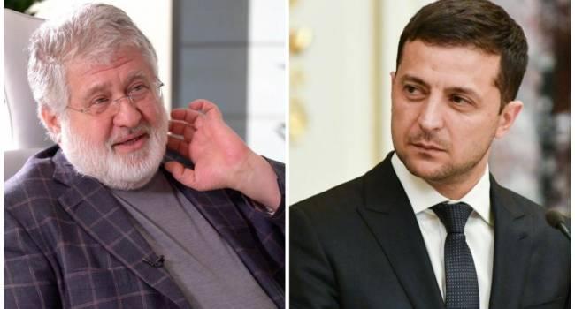 «Решится ли на это Зеленский?»: Сазонов утверждает, что Евросоюз потребовал голову Коломойского
