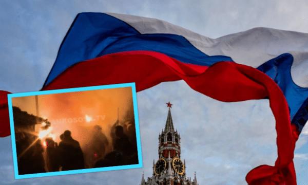 Российская агентура пытается организовать беспорядки в еще одной точке Европы