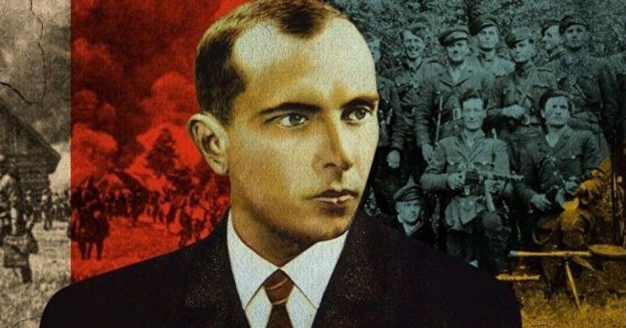 Российская пропаганда высасывает из пальца фейковые сенсации про Степана Бандеру
