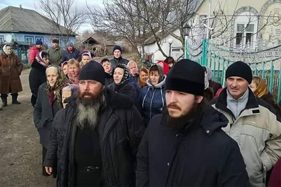 РПЦ захопила церкву на Вінниччині: поліція вирішила не втручатися