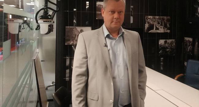 Сазонов: В экспертных кругах ходят слухи, что вскоре украинские СМИ получат черный список экспертов, мнение которых озвучивать нельзя