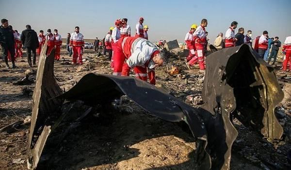 Сегодня в Украину доставят тела жертв авиакатастрофы в Иране