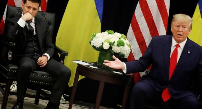 Трамп хочет, чтобы Зеленский стал его адвокатом на судебном процессе в Сенате – Яковина