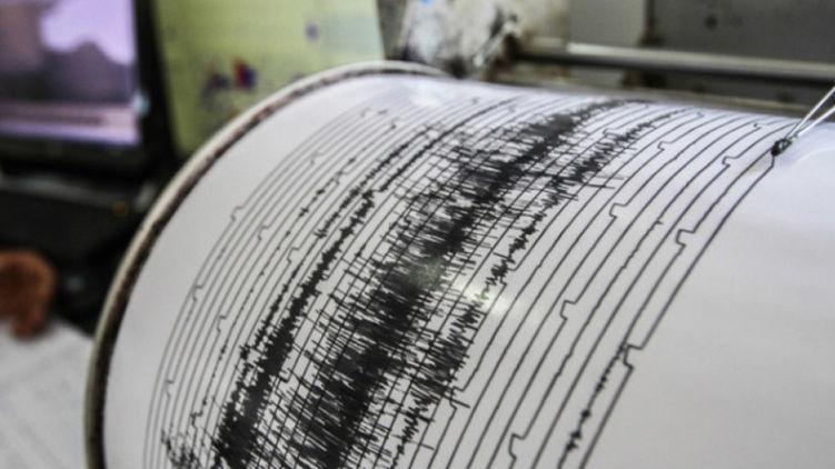 Украину всколыхнуло землетрясение