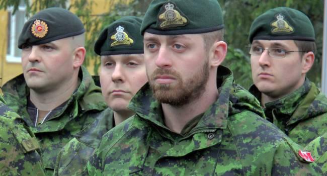 «В «ЛНР» началась истерика»: НАТО перебросило легион из Канады в Станицу Луганскую