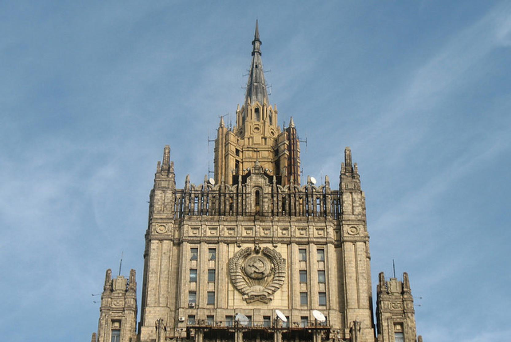 В МИД РФ признали, что советская армия не принесла свободу Польше в 1945 году