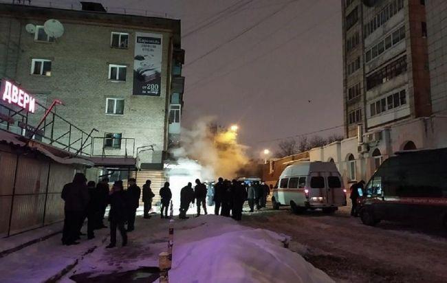В РФ в гостинице заживо сварились пятеро человек. ВИДЕО