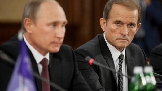 Вояж Виктора Медведчука по Европе в свете софитов маргинальных СМИ