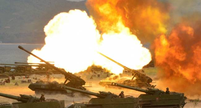 «Забивають гаубіцами в землю»: Війська РФ йдуть в безпощадний наступ на Донбасі