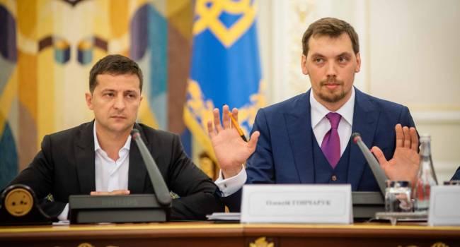 Зеленский заразился «болезнью» предыдущих президентов, и не решится поставить во главе правительства действительно сильную личность – Небоженко