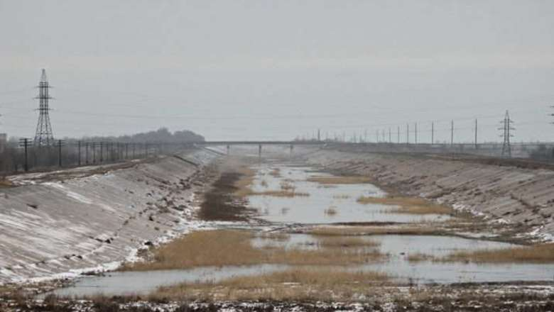 В Москве не понимают куда утекли деньги, выделенные на водоснабжение Крыма