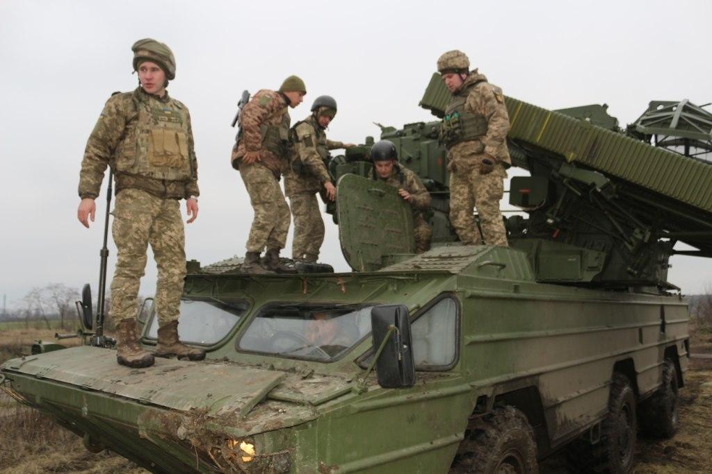 Белорусский генштаб заявил, что спрогнозировал войну на Донбассе еще за 2 года до ее начала