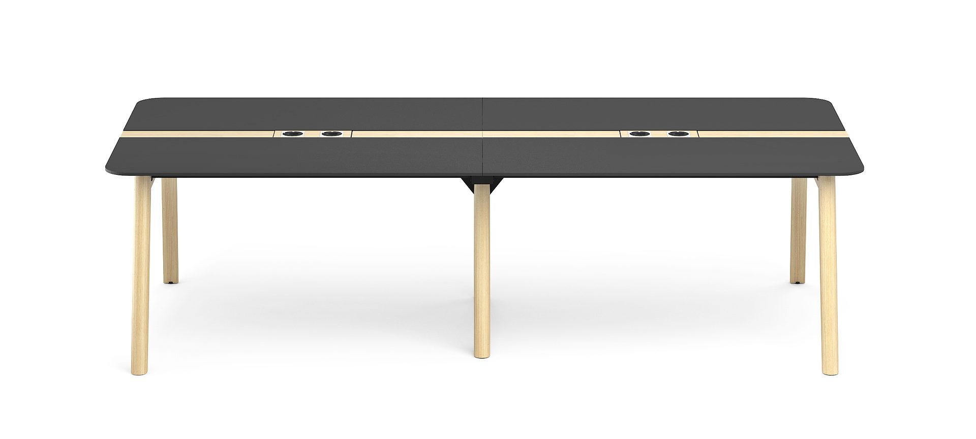 Современные столы для переговоров на заказ