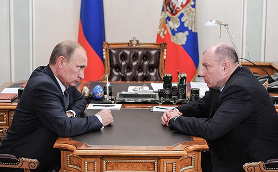А вы держитесь: путинский олигарх просит у правительства РФ 1 миллиард долларов