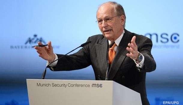 Главу Мюнхенской конференции внесли в базу Миротворца