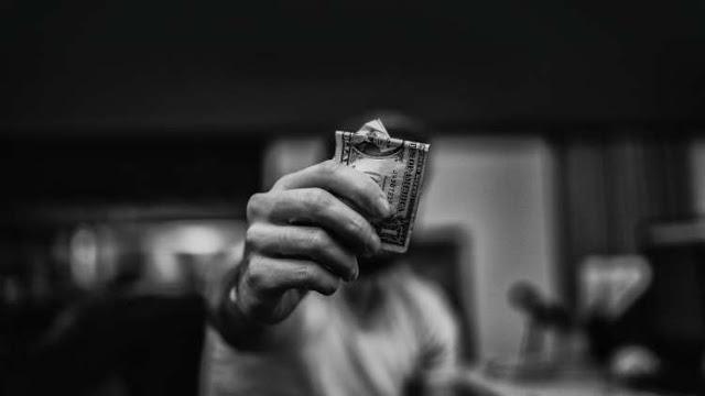 Мужская жадность — это даже хуже болезни, это порок