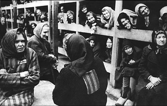 """Как в самой счастливой стране расправлялись с женами и детьми """"врагов народа"""""""