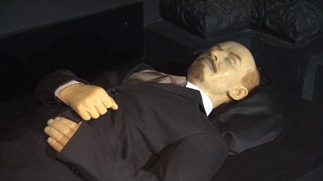 Тело Ленина начало подавать признаки жизни