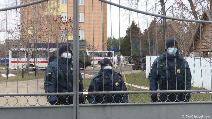 Озвучены результаты тестов эвакуированных из Китая украинцев