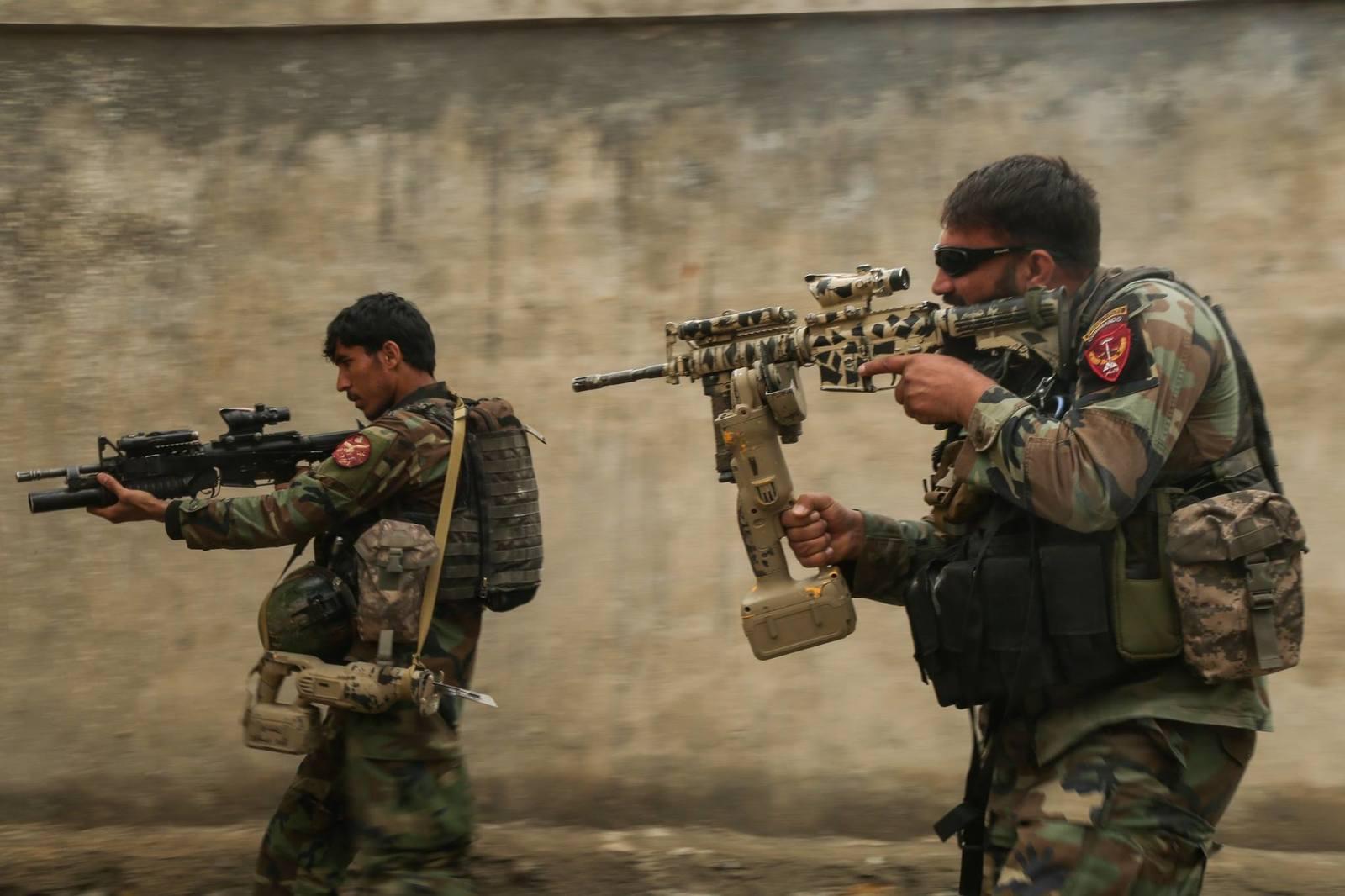 Спецназ ликвидировал базу «Талибан» в Афганистане: 11 боевиков убиты