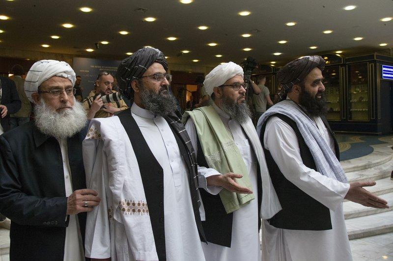 США намерены заключить договор с Талибаном: СМИ узнали подробности