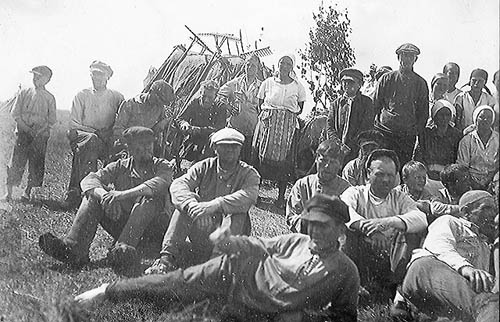 Узаконенное рабство в СССР