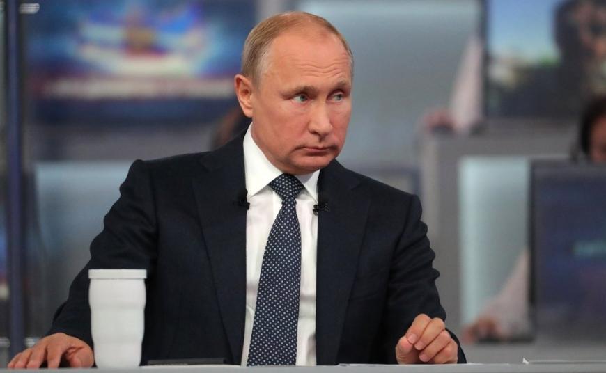 Всплыли интригующие детали детства Путина