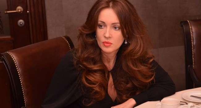 Юсупова: реваншисты бьют в спину комика очень больно, больнее, чем проукраинская часть населения страны