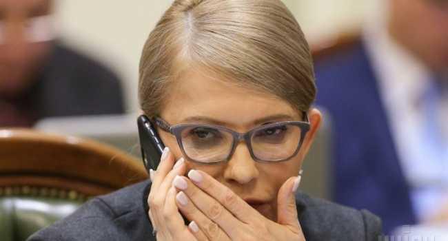 За зломаний мікрофон Разумкова Юлія Тимошенко заплатить 2 тисячі доларів – Арахамія