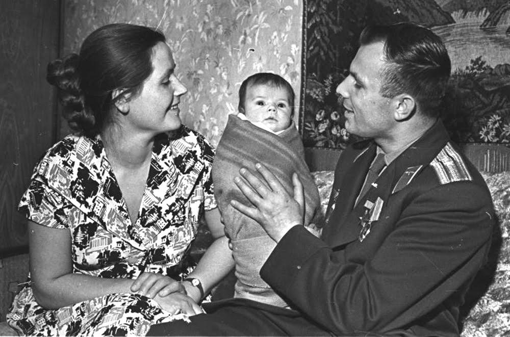 Как сейчас живет вдова Гагарина?