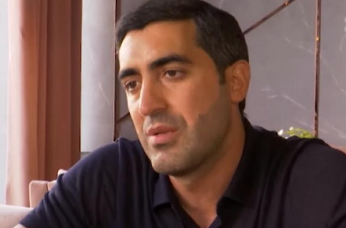 Депутат Медведчука Суто Мамоян попал на видео, как в компании голых девушек и вора в законе проводит свой карантин