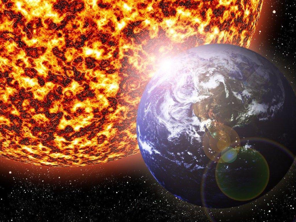 Межзвездная комета может расколоться в Солнечной системе