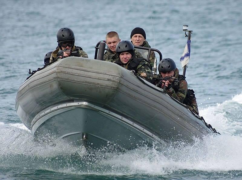 Український спецназ: 801-й окремий загін боротьби з підводними диверсійними силами та засобами
