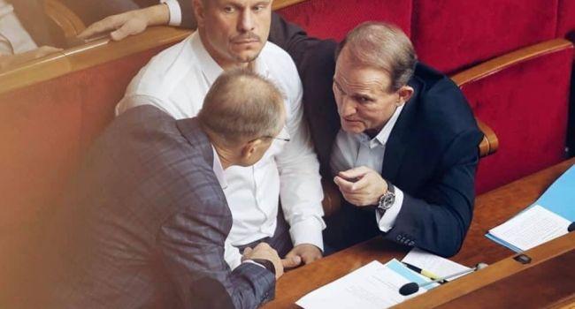 Казанский: интересно, СМИ РФ напишут, что кум Путина поддержал назначение покровителя «кровавого одесского» активиста «Правого сектора»?