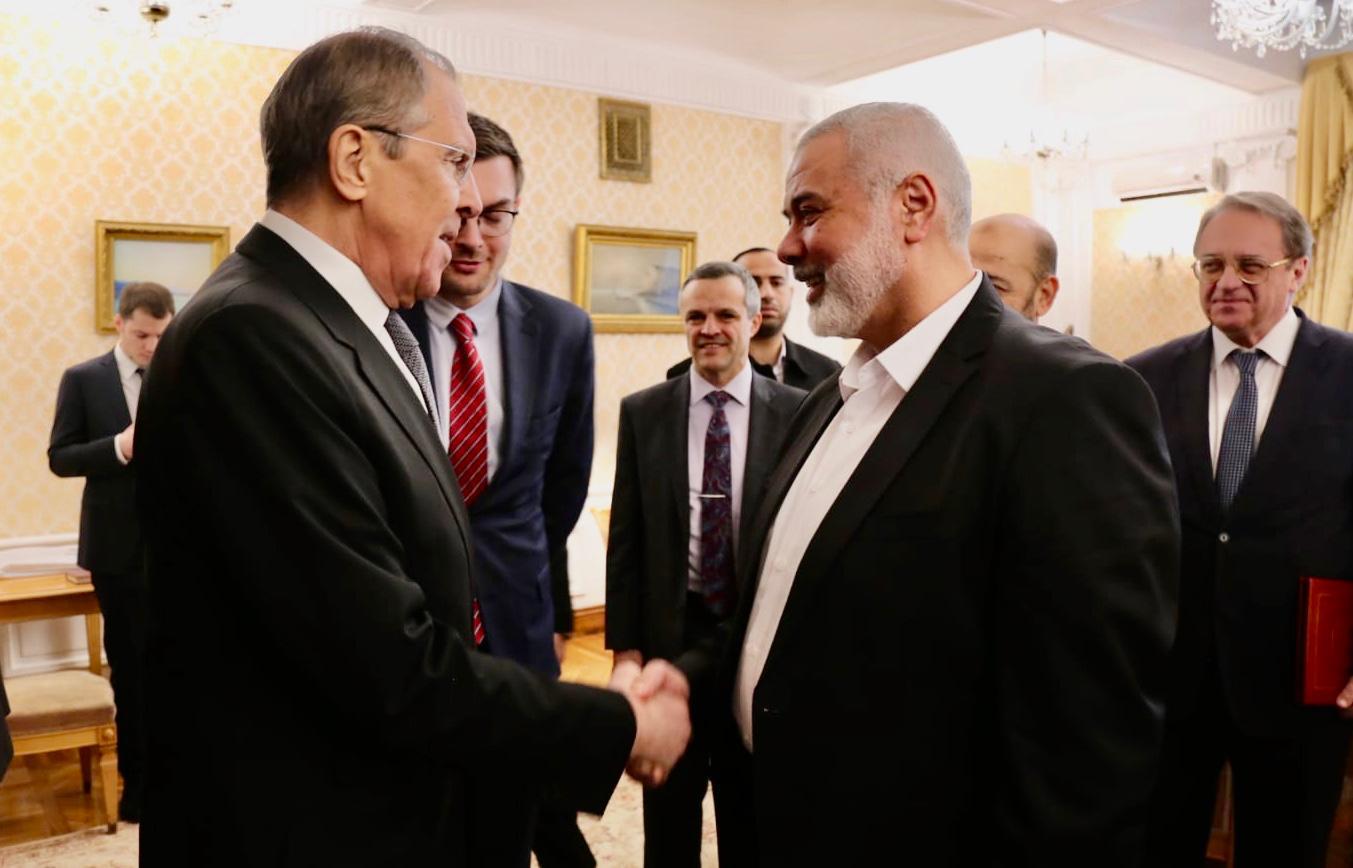 Комплимент от террористов: за что в ХАМАС похвалили Россию