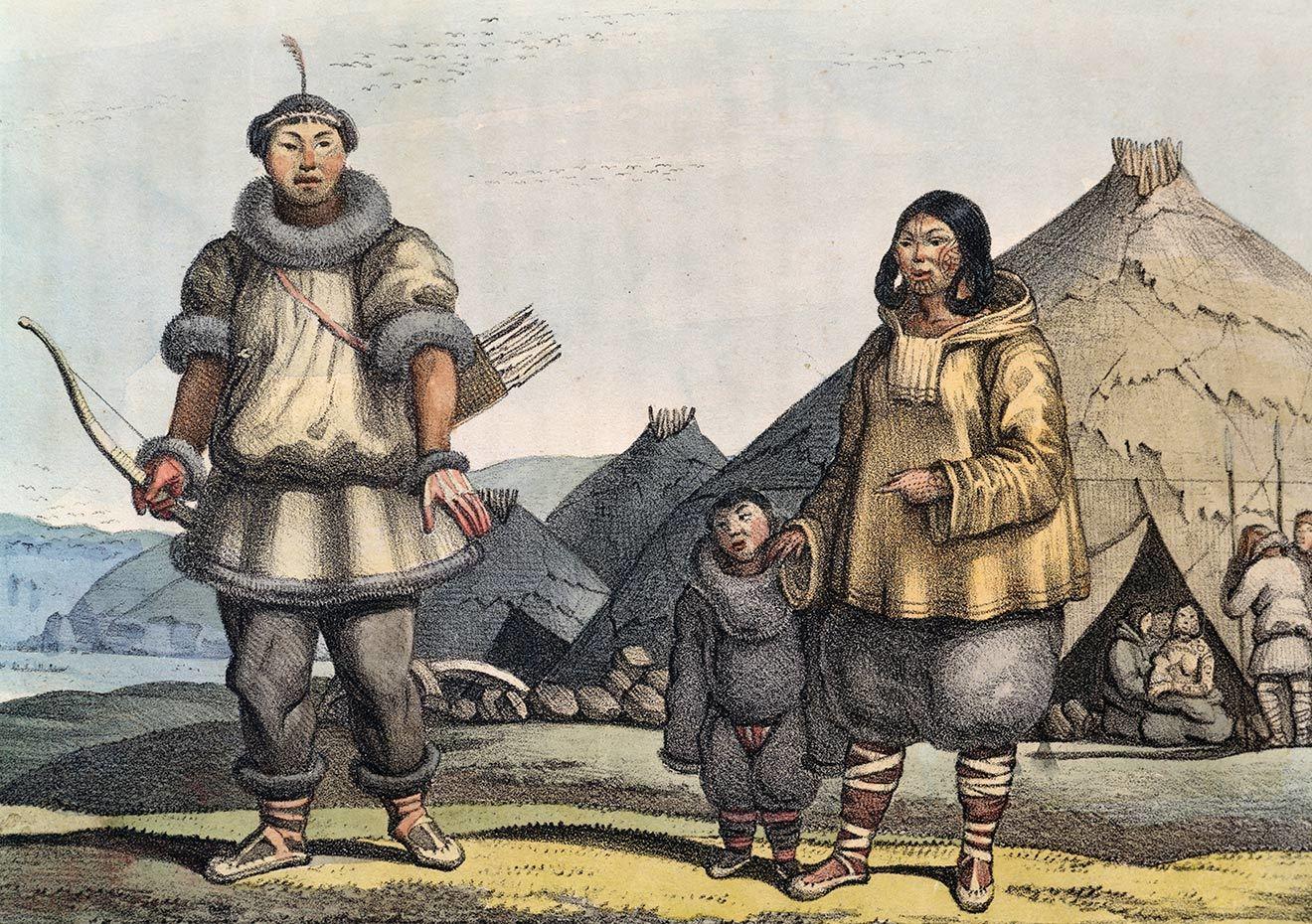 Русско-чукотские войны (1641 – 1778)
