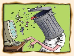 Бес паники: как Интернет управляет толпой