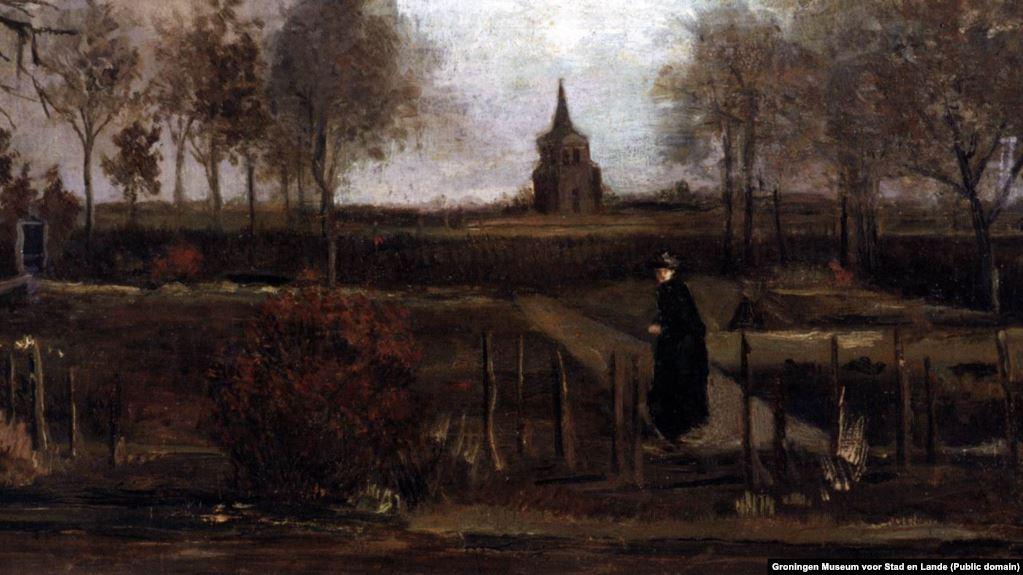 У Нідерландах із зачиненого на карантин музею викрали картину Ван Гога