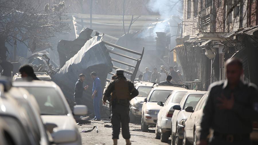 В столице Афганистана произошел очередной крупный теракт: подробности