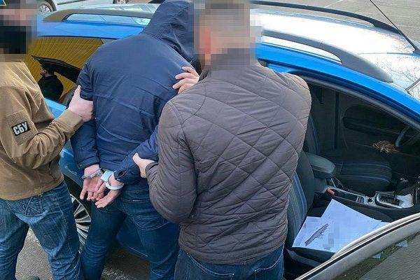 В Украине задержан предатель, инициативно работавший на ФСБ (ФОТО)