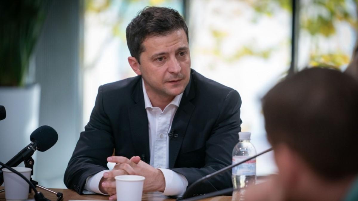 Зеленский пообещал 2 млрд долларов от МВФ, но при выполнении условий. ВИДЕО