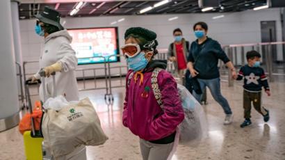 У китайців, які повертаються з Росії, масово діагностують коронавірус