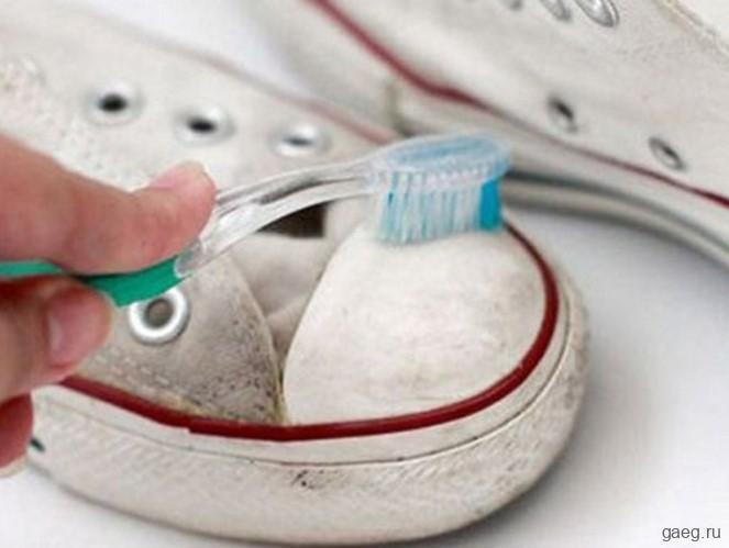 10 необычных методов использования зубной пасты