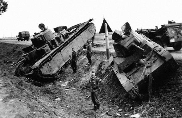 Танкова битва? про яку в СРСР майже не згадували.
