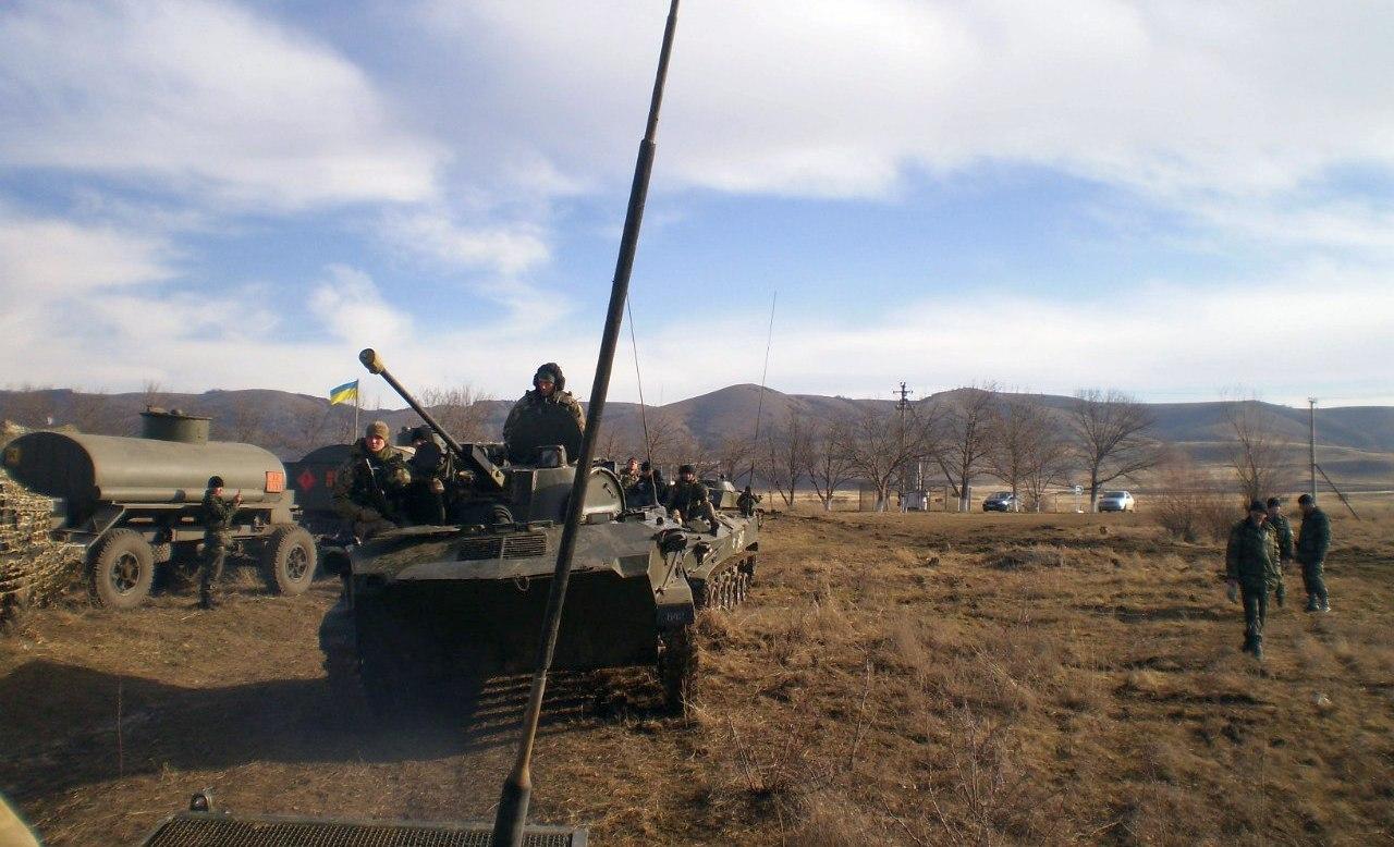 Кримський вояж дніпровських десантників