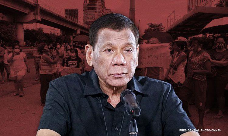 Беспорядки на Филиппинах: президент разрешил силовикам стрелять по демонстрантам